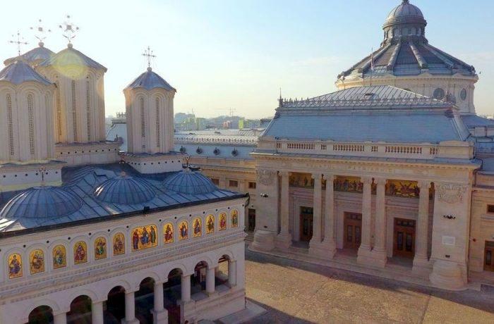 Ajutor financiar și material concret, oferit de Patriarhia Română în contextul pandemiei