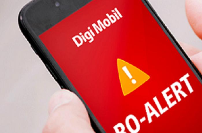 Comercializarea telefoanelor incompatibile cu sistemul RO-ALERT, interzisă!