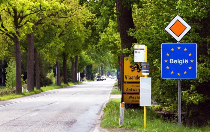 Belgia a inclus România în zona portocalie a statelor cu risc de răspândire COVID