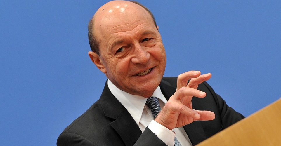 Băsescu vrea din nou la Primăria Capitalei