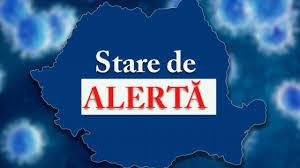 Starea de alertă se prelungește pe teritoriul României din 15 septembrie, pentru încă 30 de zile