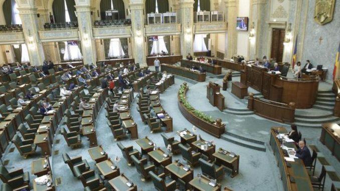 Legea carantinei și izolării intră la vot final în Senat