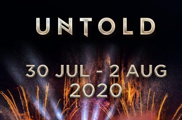 UNTOLD 2020 se va desfășura online!