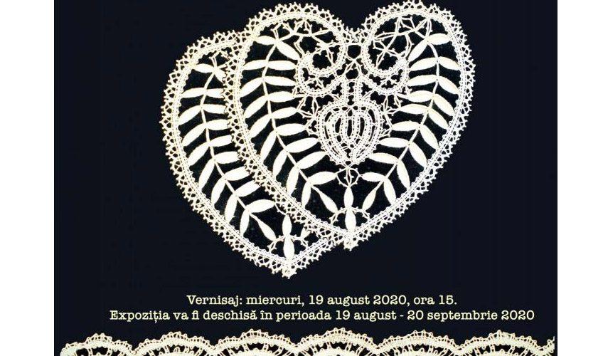 Dantele de colecție la Muzeul Etnografic al Transilvaniei