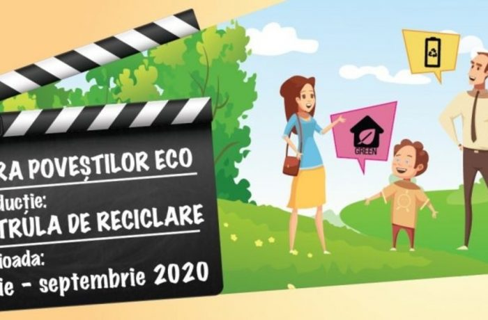 """Concurs: """"Vara Poveștilor Eco"""""""