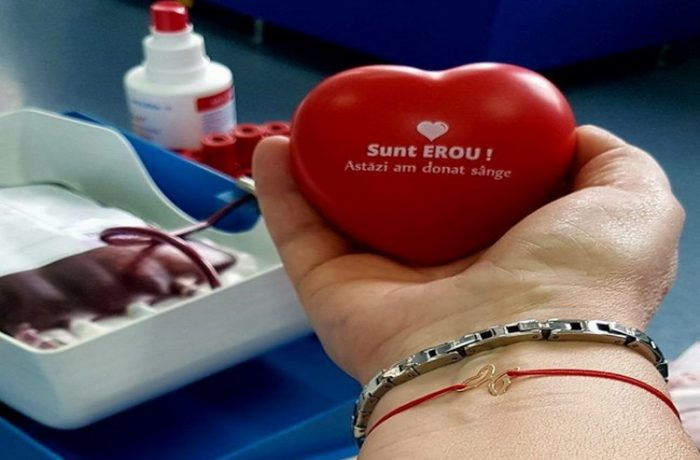 """""""Donează sânge, fii erou!"""", apel la donare de plasmă"""