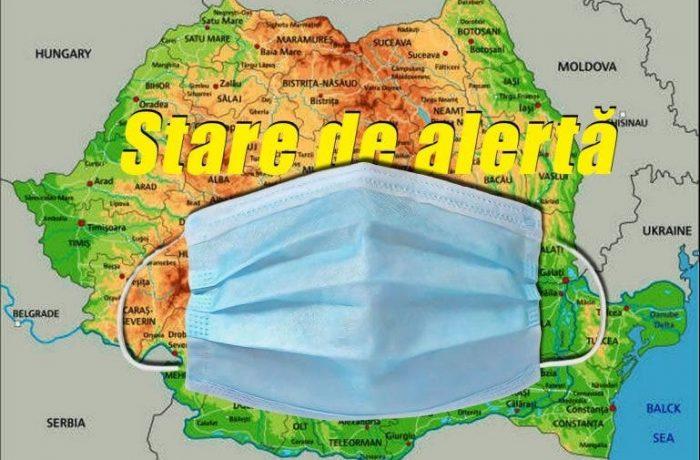 Se prelungeşte starea de alertă în România. Ce restricţii devin obligatorii