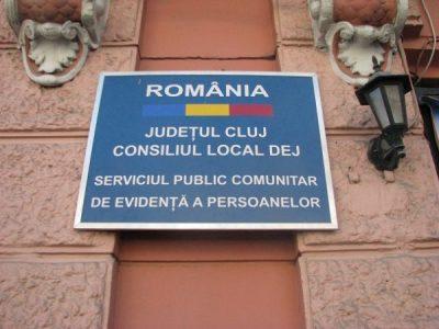 Serviciul Public Comunitar de Evidența a Persoanelor Dej a fost  închis, după ce un angajat a fost confirmat cu COVID-19.