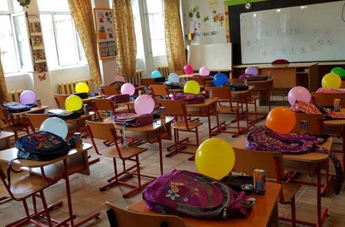 Început de an școlar fără festivități