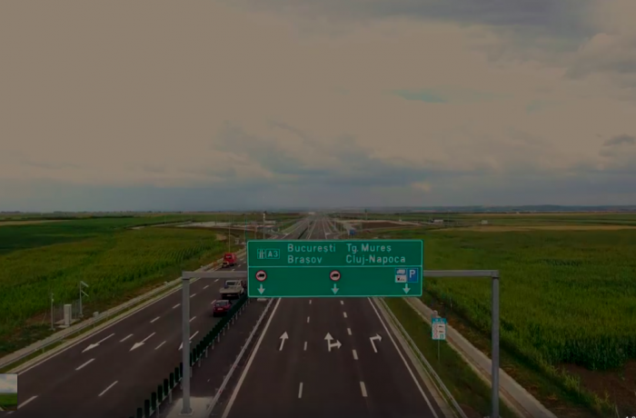 Autostrada Transilvania are un nou lot deschis circulației. Sunt primii kilometri inaugurați în acest an, în România