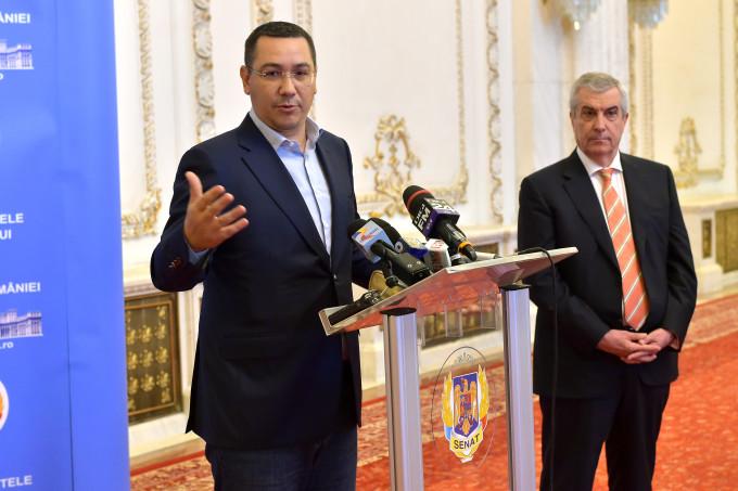 Pro România şi ALDE au decis să fuzioneze