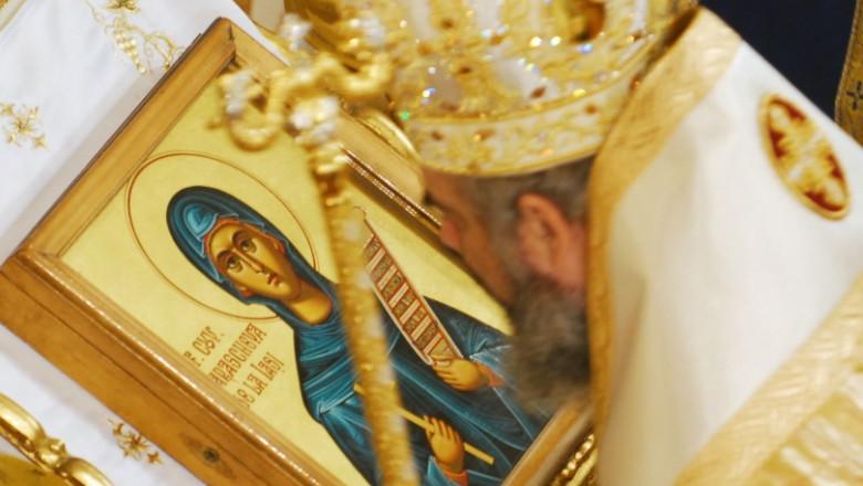 Sărbătoarea Sfintei Parascheva nu se va mai organiza în perioada 8-15 octombrie