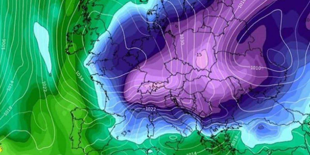 Un vortex polar va lovi România