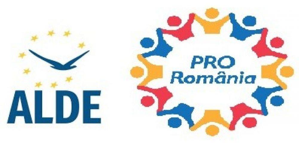 Fuziunea PRO România – ALDE la Cluj