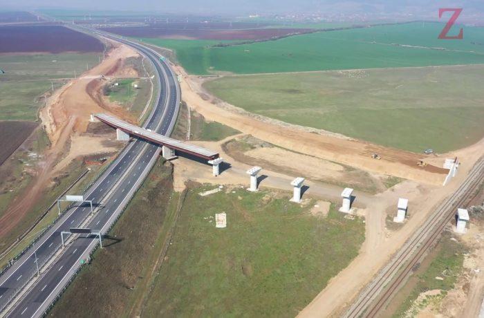 Lotul 1 al Autostrăzii A10 Sebeș-Turda urmează să fie deschis circulației