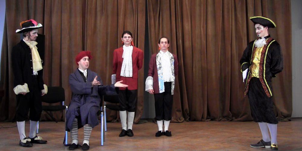 Trupa Intermezzo, online la Festivalul FITE din Toulouse