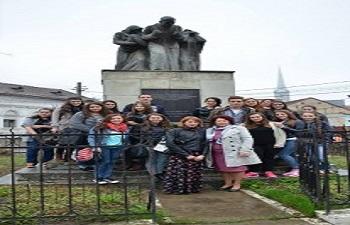 Comemorarea Holocaustului, la LAPI Dej