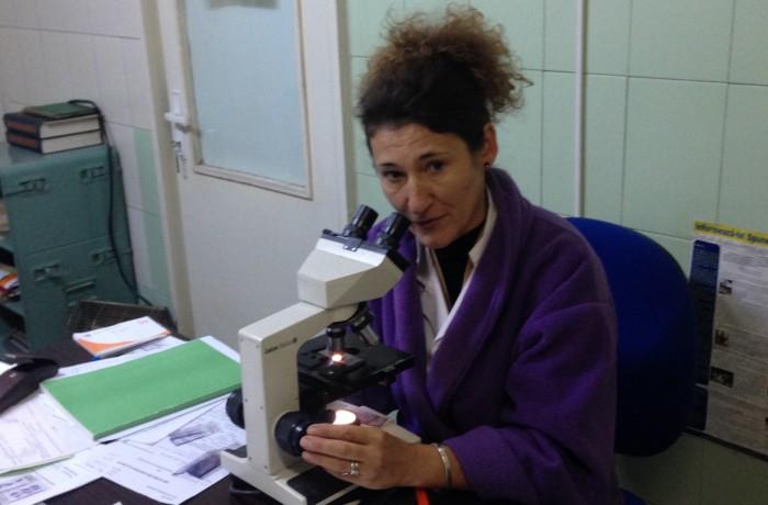 Singurul medic anatomopatolog din Dej este femeie