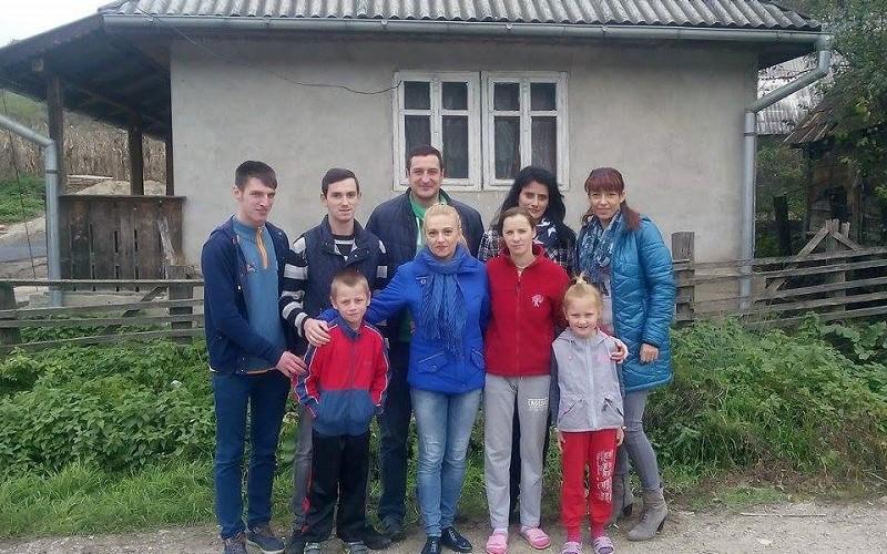 ALDE, sprijin pentru o familie nevoiașă din Chiuiești