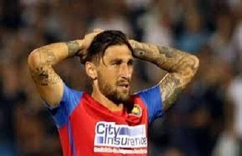Dejeanul Paul Pap, accidentat grav la meciul din Cupa României la Fotbal