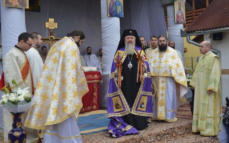 Sfântul Nectarie, cinstit de credincioșii din Dej