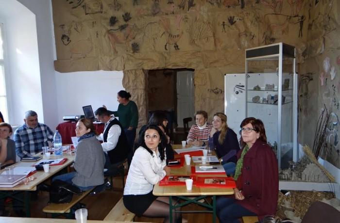 Dejul, implicat într-un proiect de pedagogie muzeală