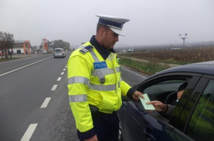 Poliţia rutieră informează