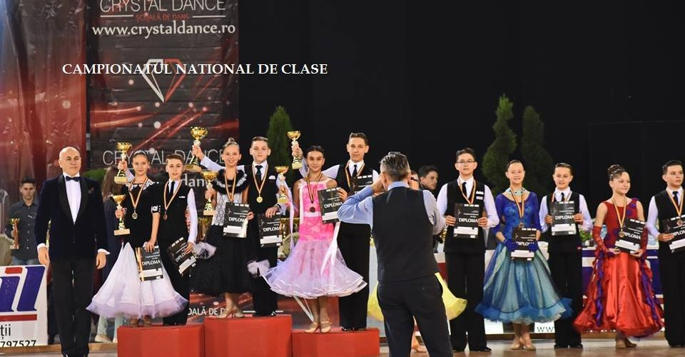 Dejenii, campioni naționali la dans sportiv