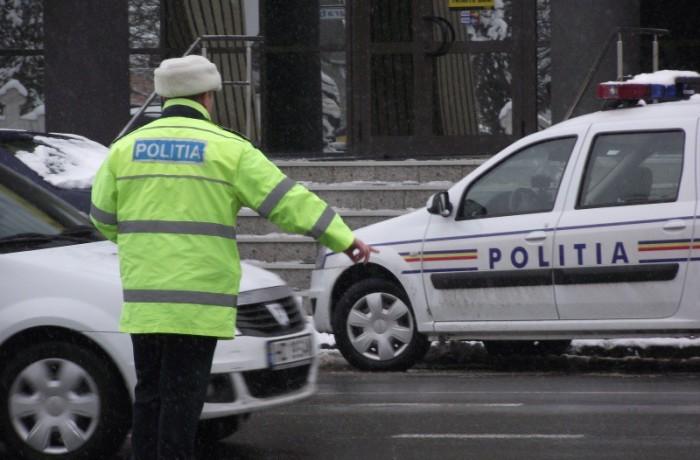 Poliţiştii, gata să intervină în noaptea de Revelion