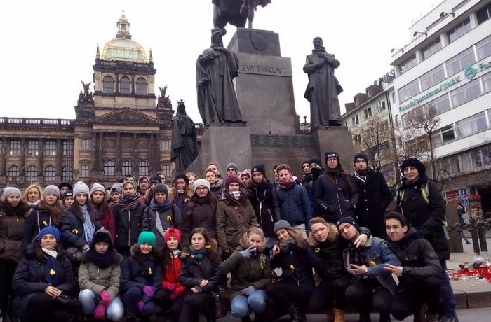 Proiect şcolar: Pe urmele lui Iuliu Maniu în Viena și Praga