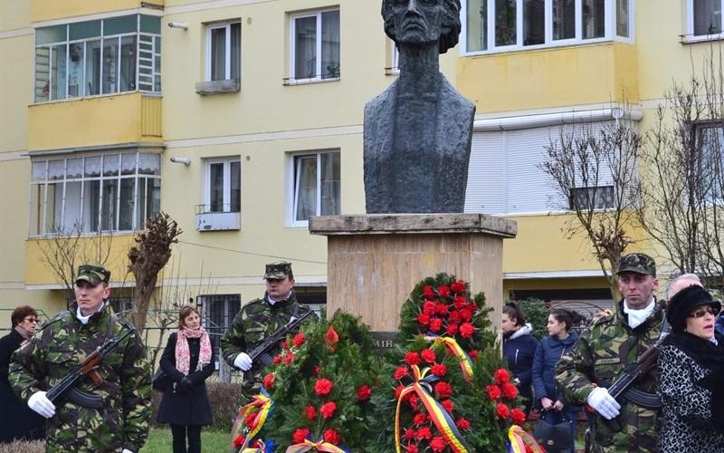 Ziua Mihai Eminescu și Ziua Culturii Naționale, sărbătorite la Dej