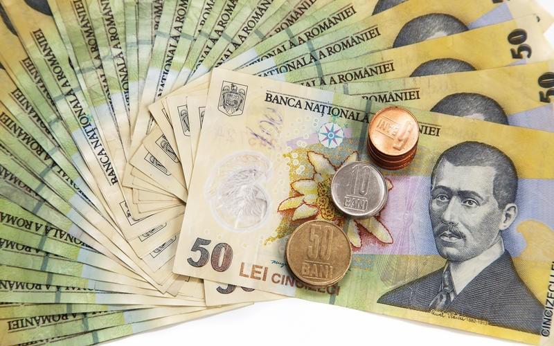Bani noi,  în România