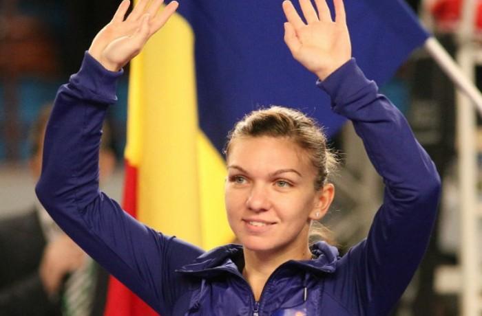 Liber în Sala Polivalentă Cluj, la antrenamentele echipei Romania Fed Cup Team