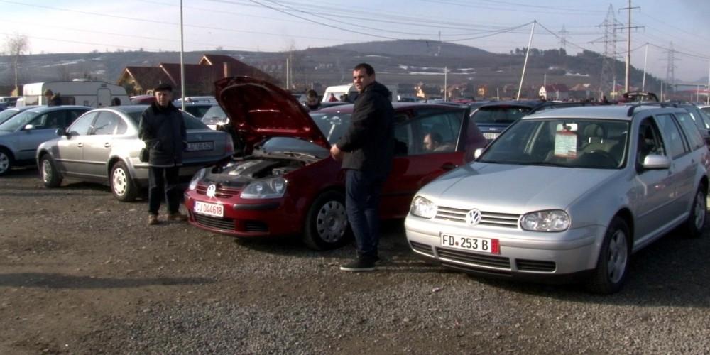 Maşini date în urmărire în Spaţiul Schengen, găsite pe teritoriul României