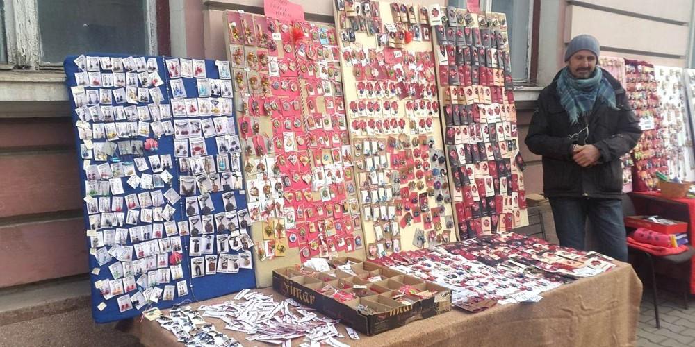Doar două zone din Dej vor fi destinate vânzării produselor specifice zilelor de 1 și 8 martie