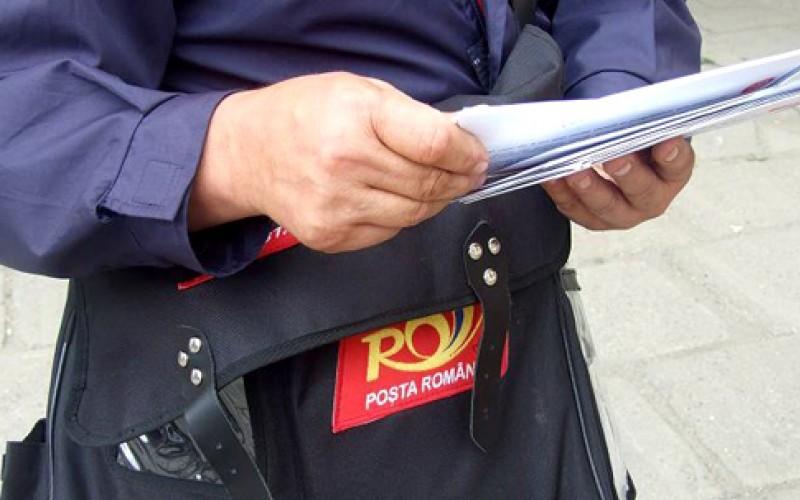 Poşta Română va încasa toate facturile de utilităţi