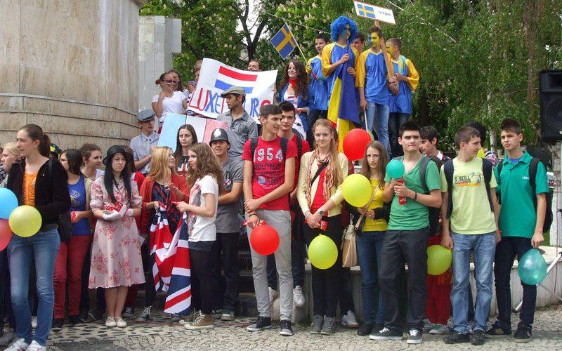 Dejul serbează Ziua Europei