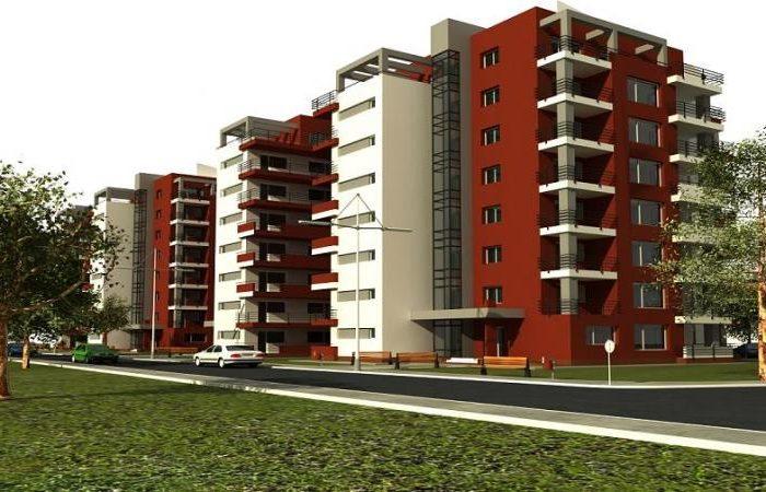 Guvernul construiește locuințe pentru funcționarii publici…