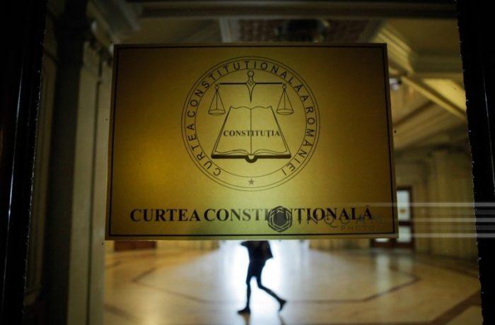 Curtea Constituţională judecă astăzi, 51 de dosare privind alegerile locale