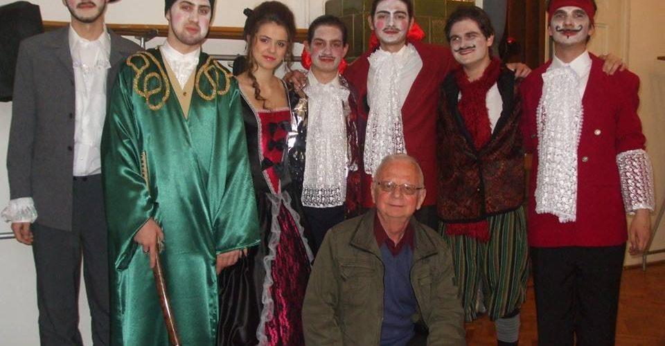 """Trupa """"Intermezzo"""", la Festivalul Internaţional """"Eclairs de Scène"""" din Toulouse !"""