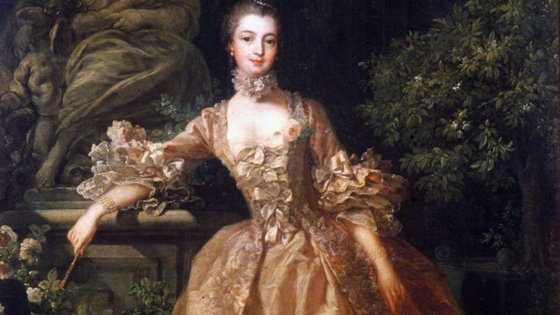 Madame de Pompadour, o celebritate controversată