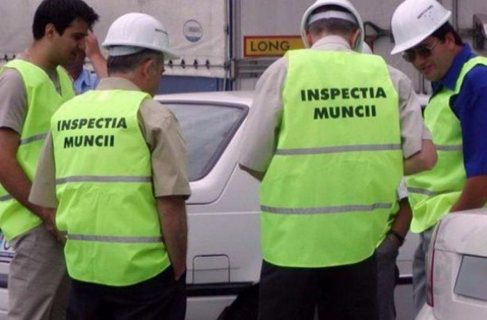 ITM Cluj a efectuat controale  la un număr de 12 angajatori din judeţ