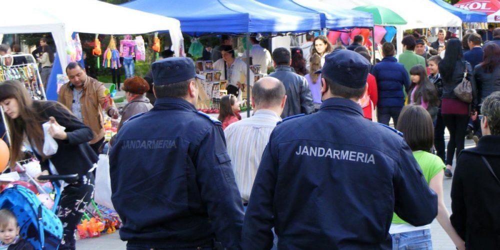 Mai mulți bani pentru polițiști și jandarmi