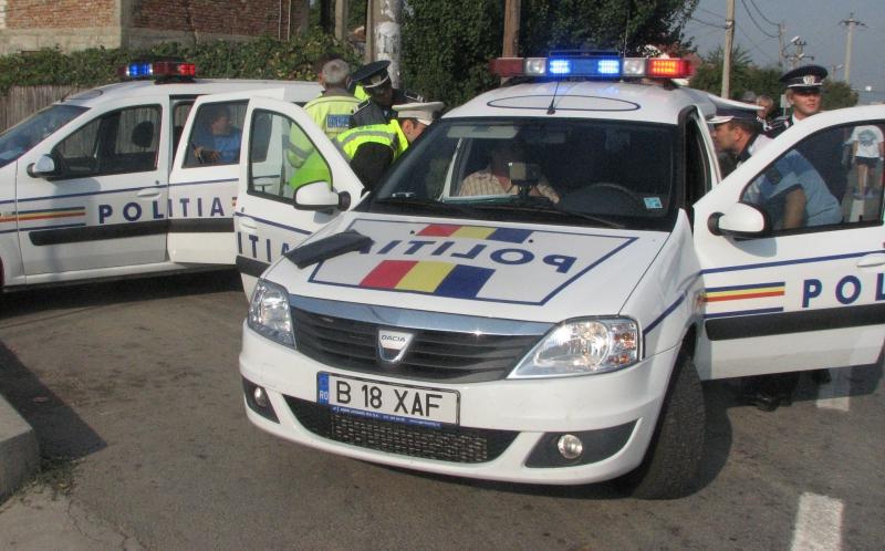 Peste 1.200 de şoferi au rămas fără permise de 1 Mai