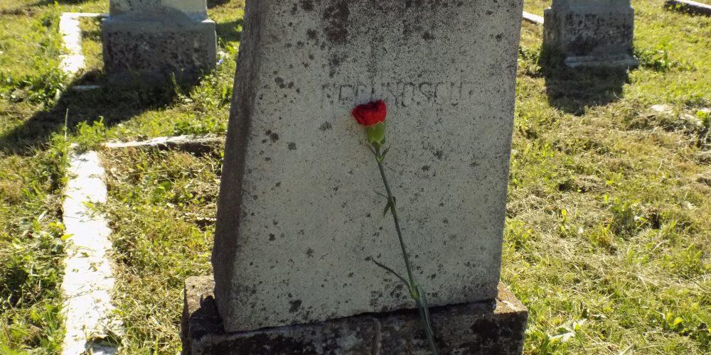 Comemorarea eroilor Primului Război Mondial, la Dej