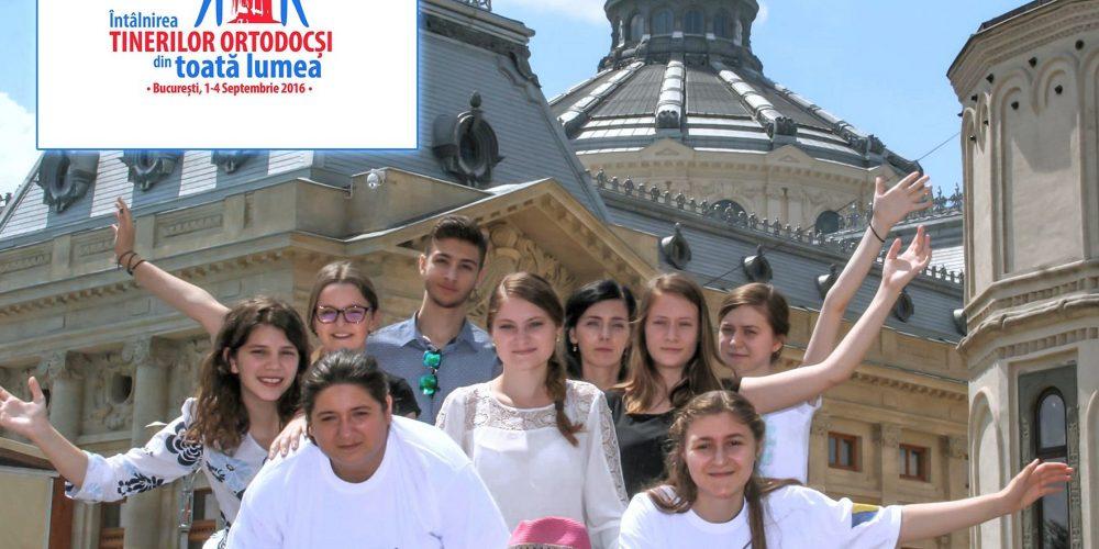Întâlnirea Tinerilor Ortodocşi din toată lumea,  la Bucureşti