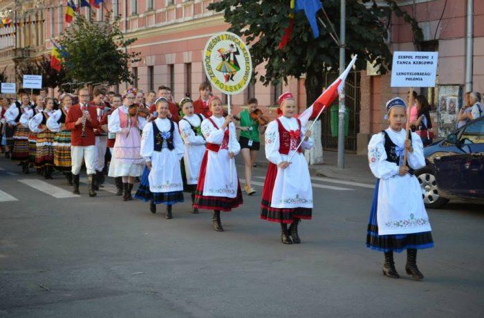 Festival Folcloric Internațional, ediţia a 18-a