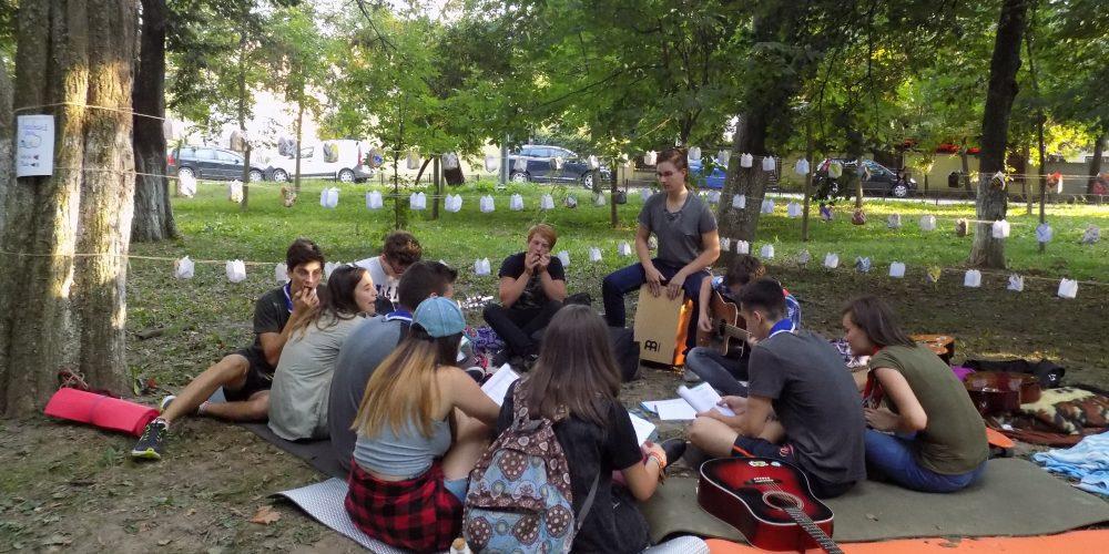 """""""Evadare în Parc"""" – ediția 2016"""