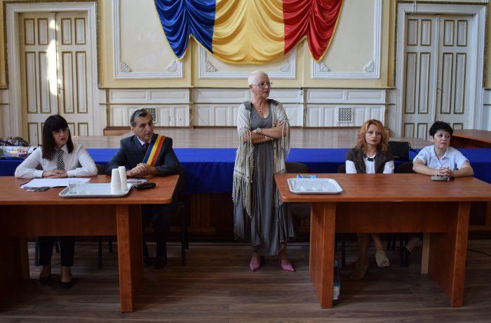 O nouă întâlnire CNDR, la Dej