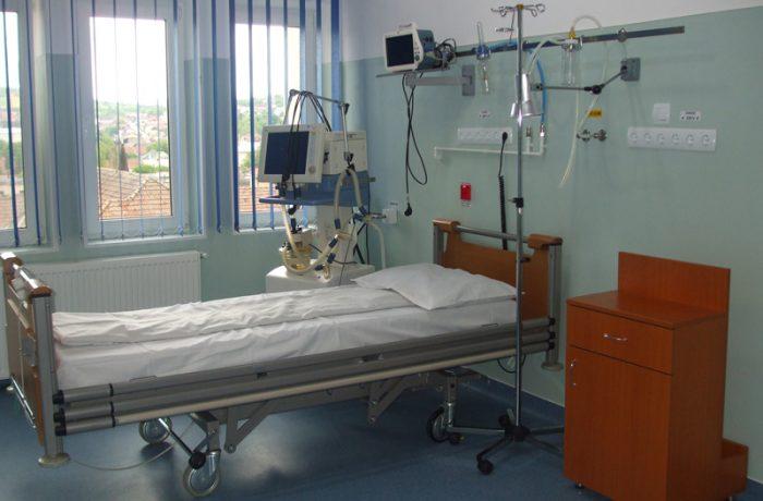 Spitalele din 34 de oraşe,  vor fi dotate cu  aparate de anestezie